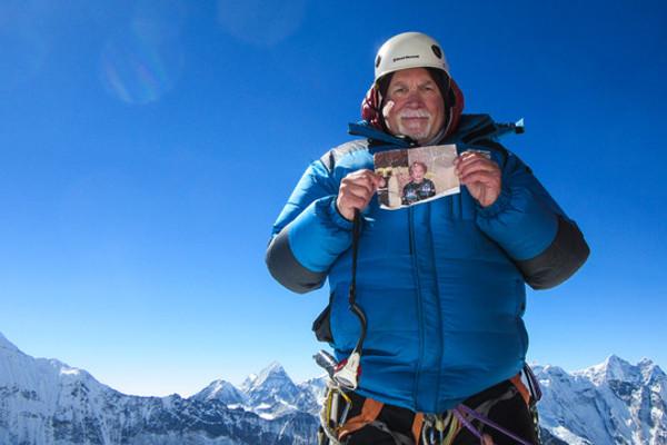 Alan Arnette Interview Island Peak Summit 2018