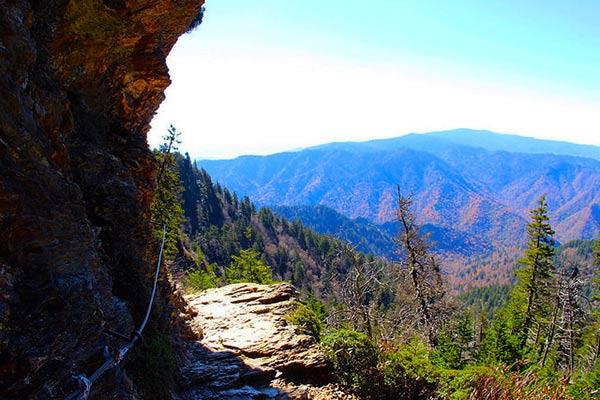 Alum Cave Smoky Mountain