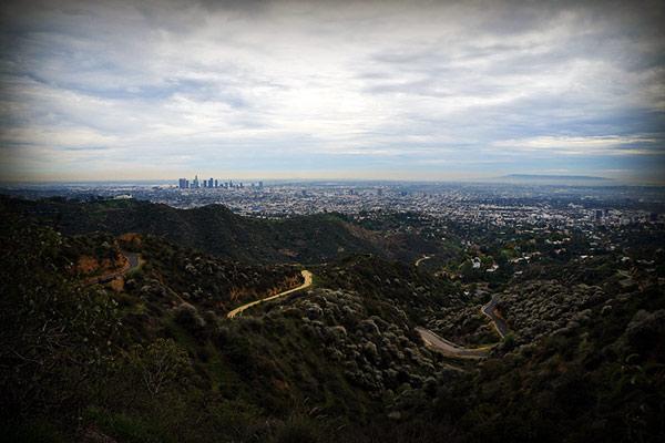 Brush Canyon LA