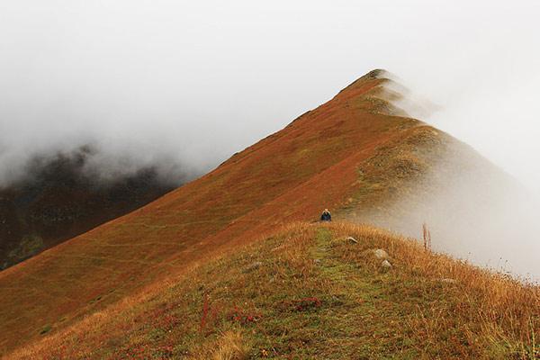 Chkhuti Ridge Caucasus