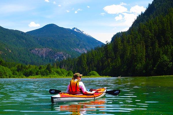 Inflatable Kayak