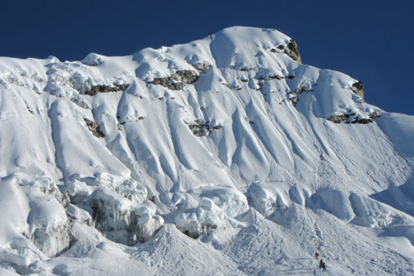 Island Peak Headwall
