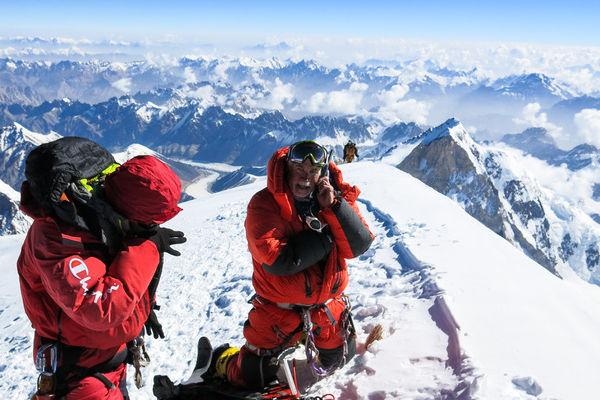 K2 Sumit 2014 alan arnette