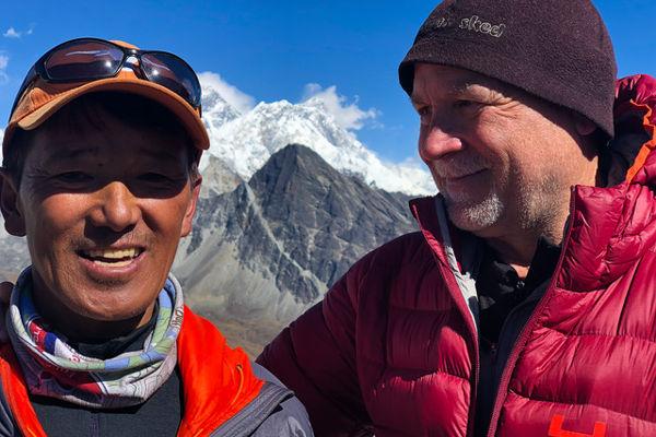 Kami and Alan Arnette