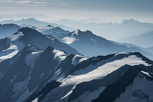Laila Glacier Caucasus