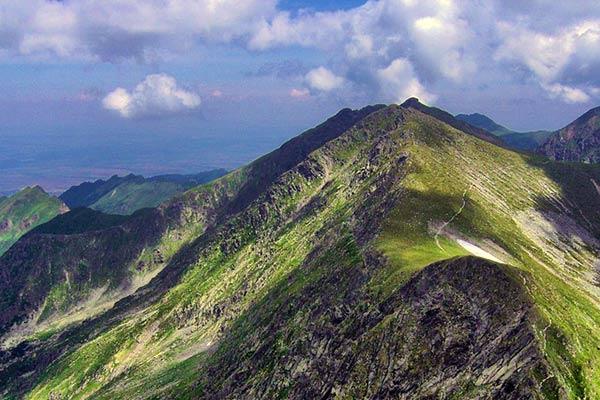 Fagaras Mountains Romania