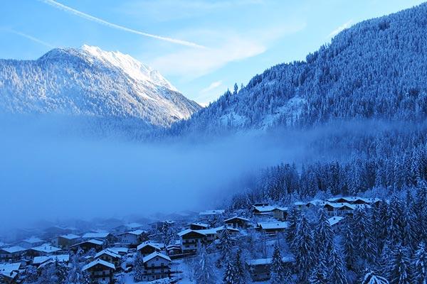 Finkkenberg, Austria