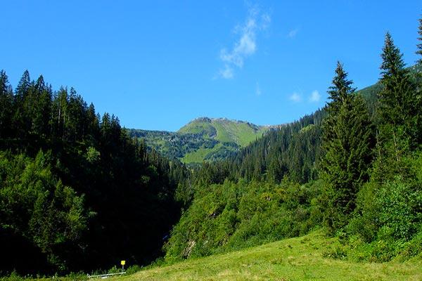 Kröndlhorn Austria
