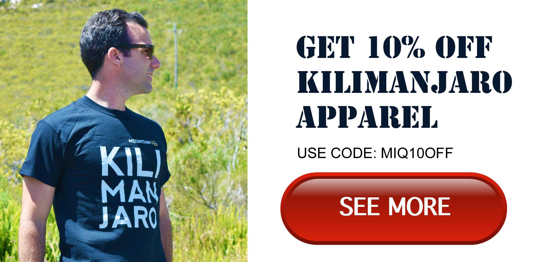 Climb Kilimanjaro Guide Mark Whitman