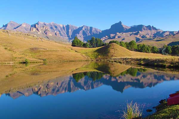 ​The Northern Drakensberg