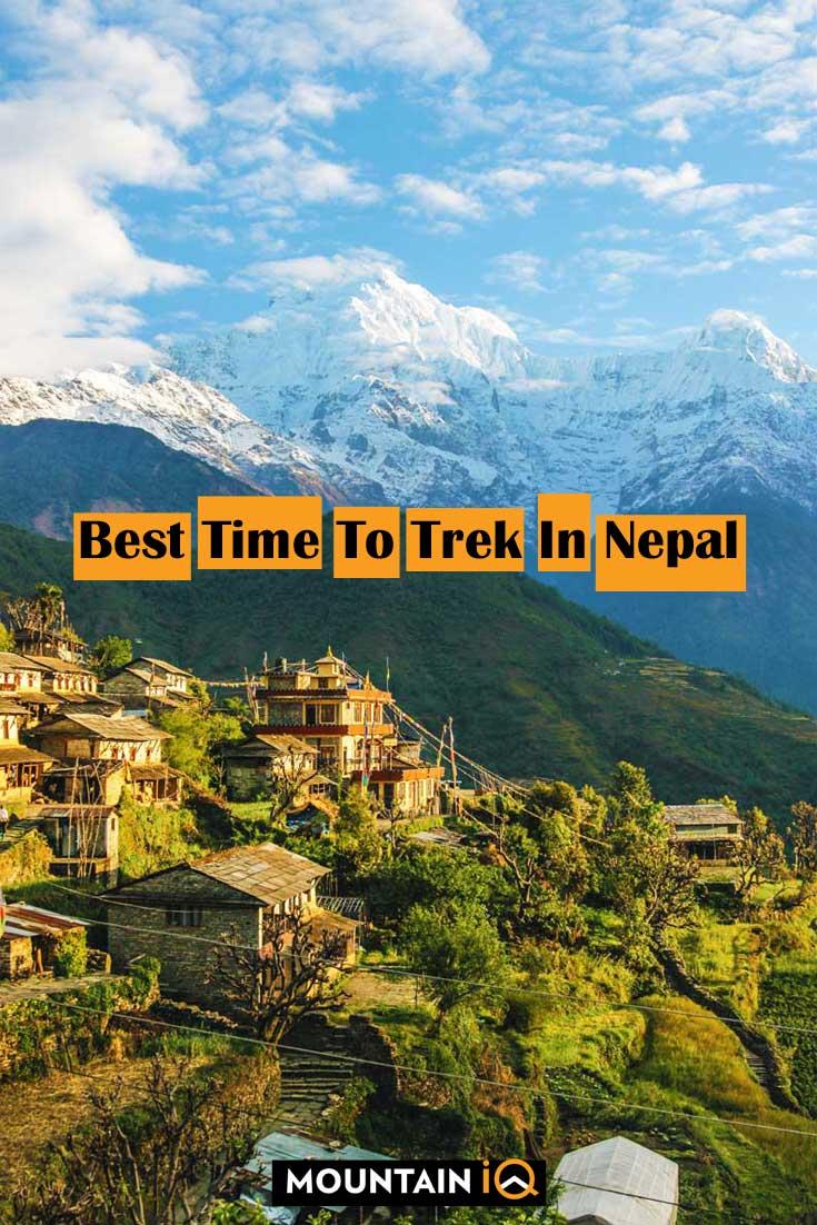 Best-Time-To-Trek-In-Nepal-MountainIQ