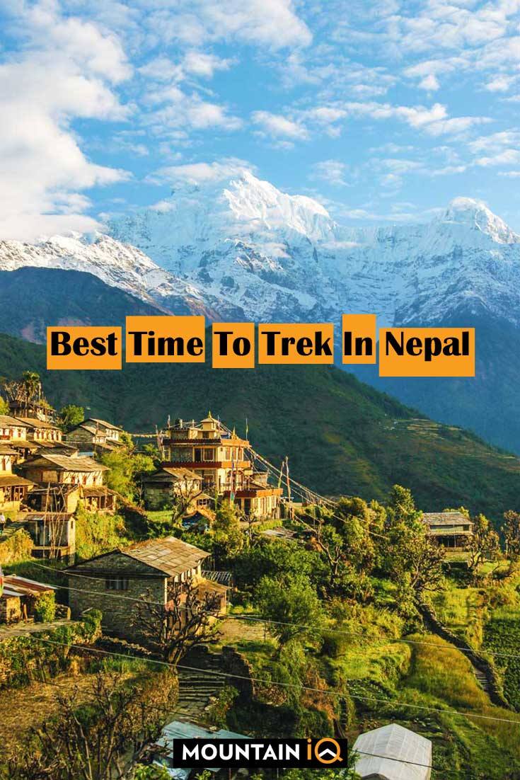 Best-Time-To-Trek-In-Nepal-MountainIQ