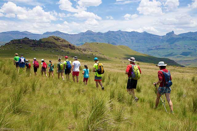 Giant's-Cup-Trail-Drakensberg