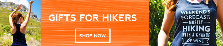 gifts for hikers