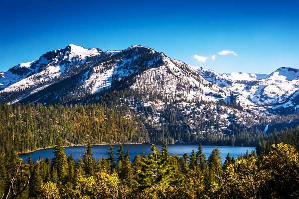 Sierra Nevada Mountains – Yosemite, Mount Whitney And El