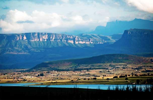 Mafadi-Drakensberg
