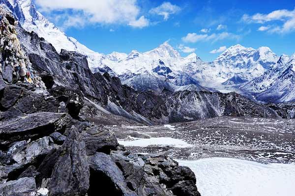 Mount Makalu: