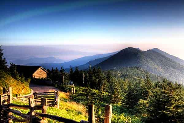 Mount-Mitchell-Appalachian