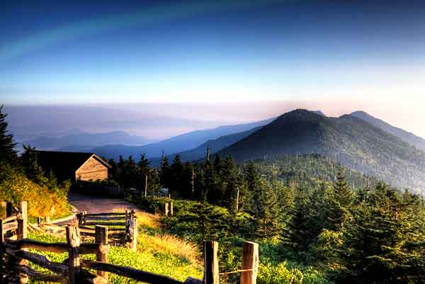 Mount-Mitchell-Appalachian