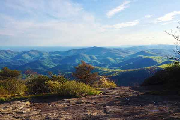 Springer-Mountain-Appalachian