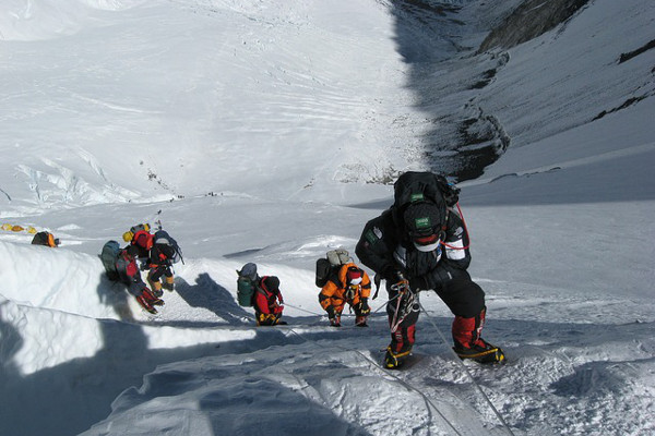 eight thousanders
