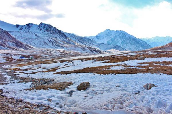 mountain ranges in asia