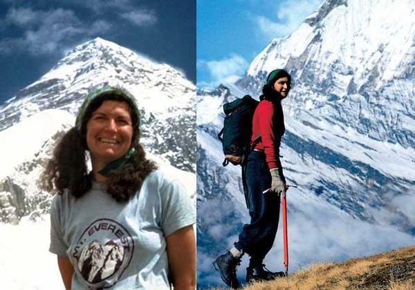 Arlene-Blum-trekking