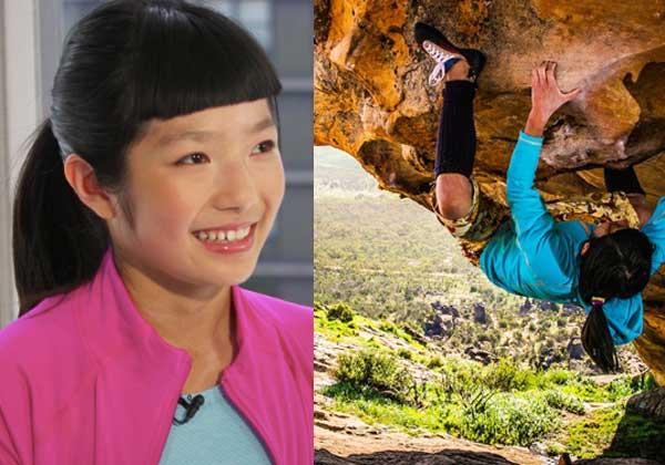 Ashima-Shiraishi-climbing