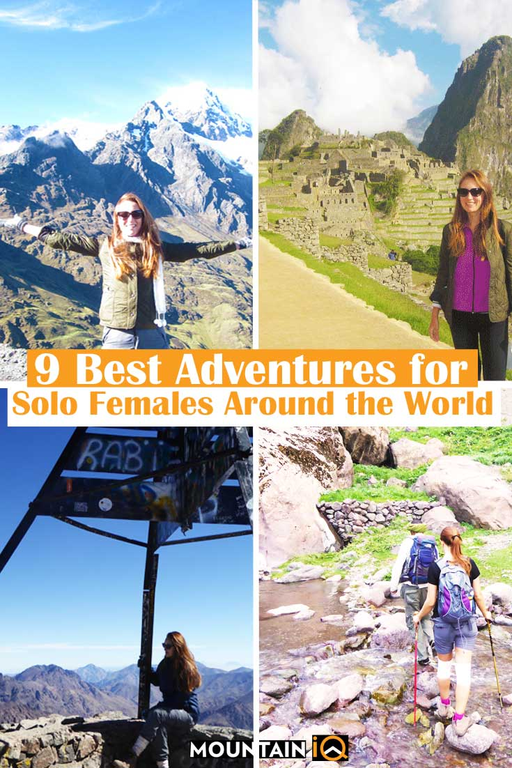Best Adventures For Solo Females Around The World