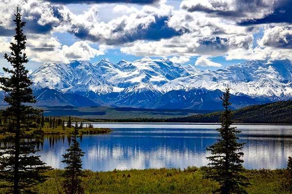 Denali-Alaska-Mountains
