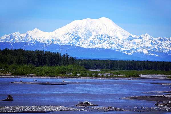 Mount-Foraker-Alaska-Range
