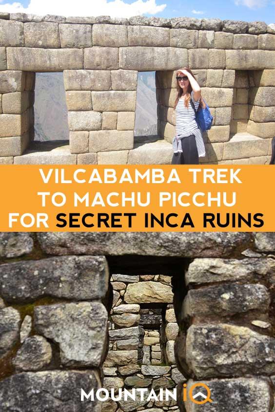 Vilcabamba-Trek-Machu-Picchu