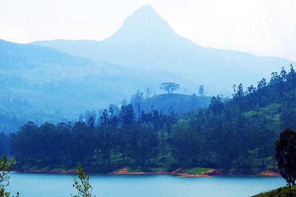 Adam's Peak Trek in Sri Lanka