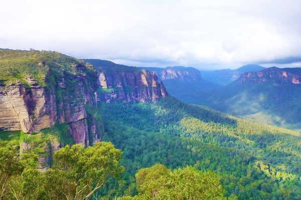 Blue-Mountains-Australia-Geology-and-Topography