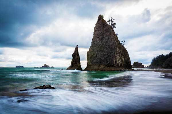 Rialto-Beach-Olympic-Park-Washington-USA