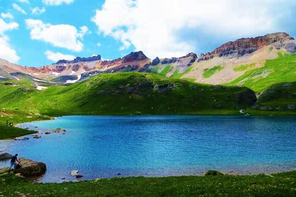 silverton-ice-lakes-colorado-USA