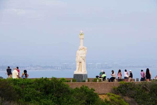Cabrillo-Monument-San-Diego-California-USA