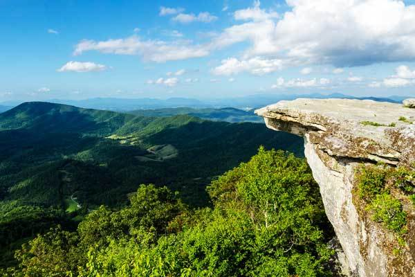 McAfee-Knob-Virginia-USA