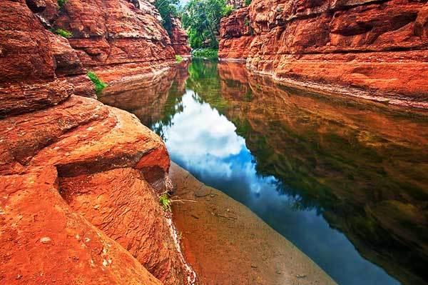 Oak-Creek-Canyon-Sedona-Arizona-USA