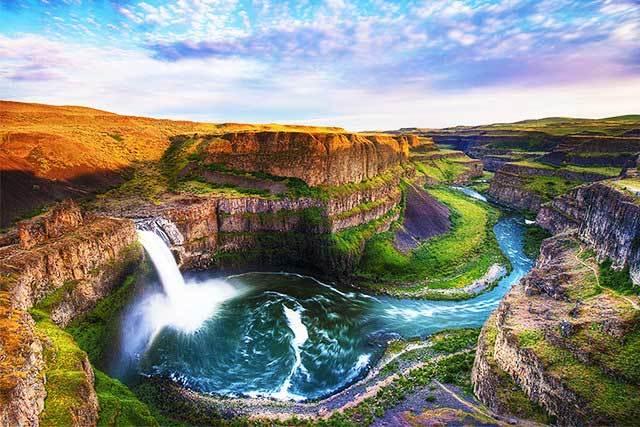 Palouse-Falls-Washington-USA