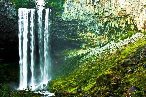 Tamanawas-Falls-Portland-Oregon-USA