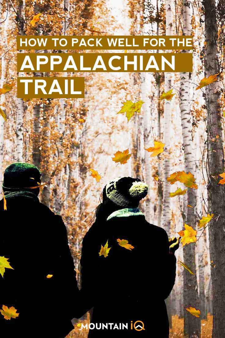 Appalachian-Trail-Packing-List-Guide