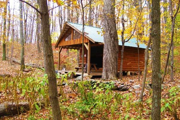Appalachian-Trail-Shelters