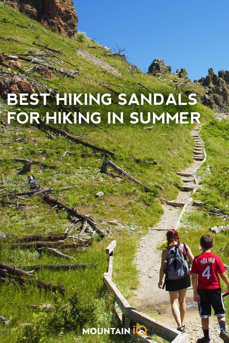 Hiking-Sandals