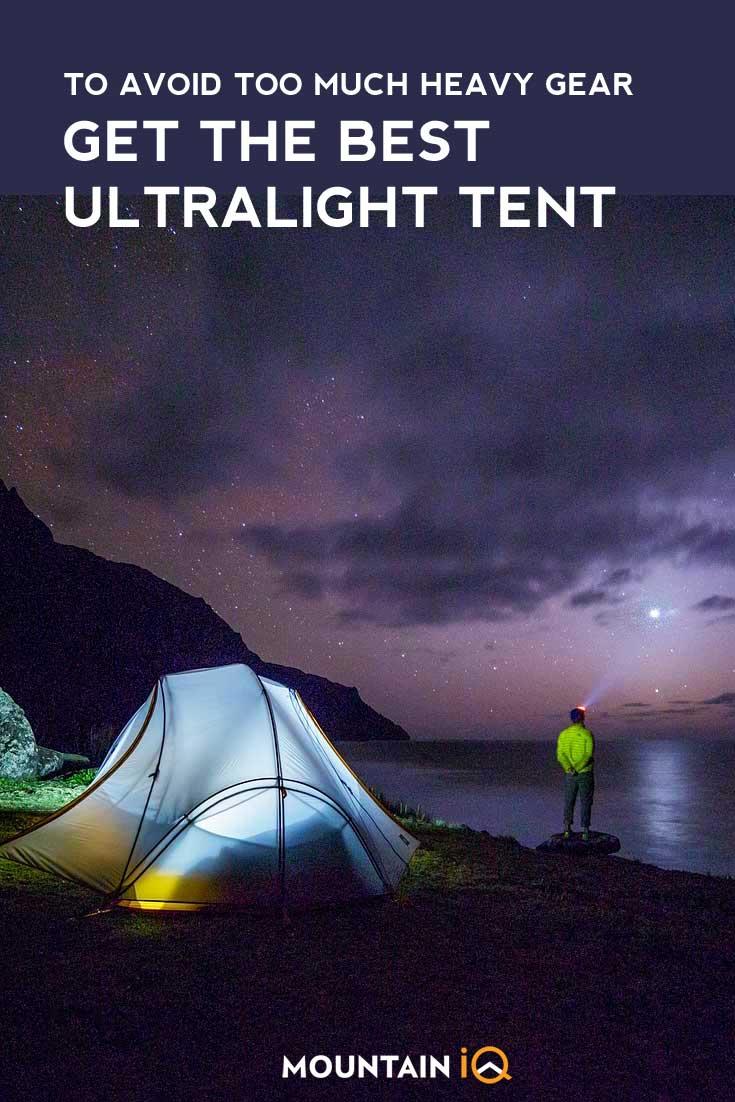 Ultralight-tents