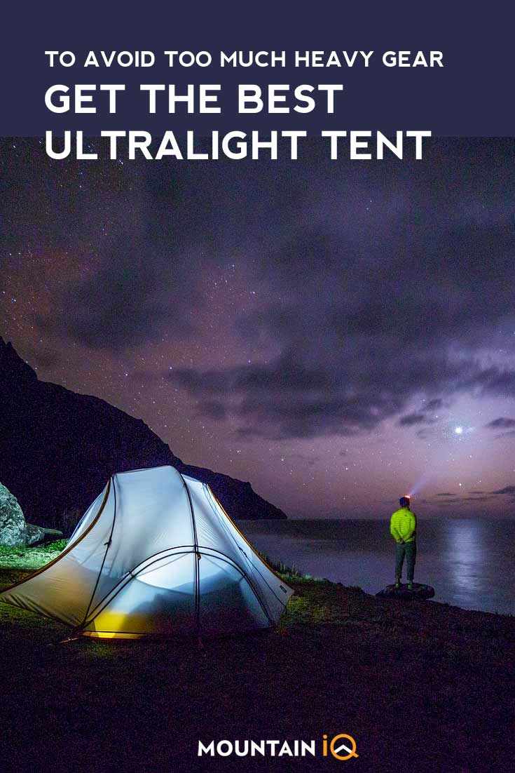 Ultralight-tents