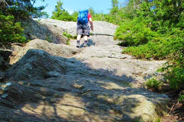 Camels-Hump-Hike-Climbing