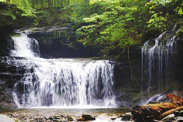 Appalachian-Trail-PA-Pennsylvania-3-Waterfalls