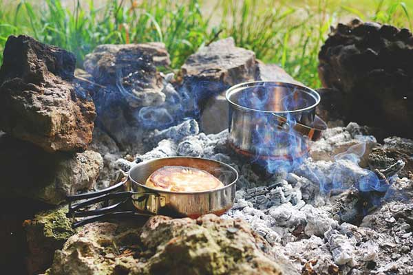 Campfire Cook Kit Best Camping Cookware