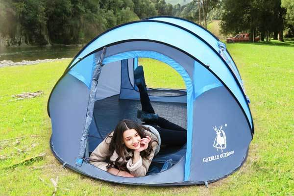 Best Inflatable Tent